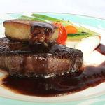 レストラン リヴィエール - 牛フィレ肉のステーキ