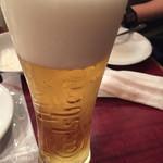 ピンゼ ロカ - 生ビール