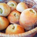 パンの家 小麦屋 - アンチョビ フランス