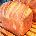 パンの家 小麦屋 - ミニクロワッサン食パン