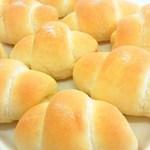 パンの家 小麦屋 - 塩パン