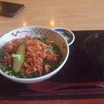 5171595 - 桜えびのまぶし丼(1050円)②