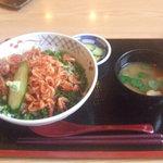 5171596 - 桜えびのまぶし丼(1050円)③