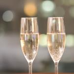 カフェミールバロック - ドリンク写真:スパークリングワイン(グラス)