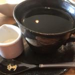夢猫 - 京都の小川珈琲の豆を使用。猫柄スプーンも可愛い♡