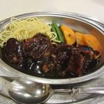 レストラン桂 - ビーフシチュー 1200円