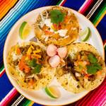 メキシコ酒場 サンズ・ダイナー - 料理写真:タコスプレート