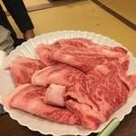 こま井亭 - 近江牛