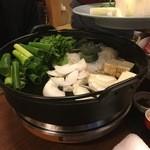 こま井亭 - お野菜