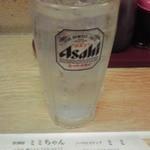 居酒屋ミミちゃん2 - 酎ハイ 360円(税込)(2016年5月28日撮影)