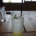 ラ カーサ ヴェッキア - 鳴門オレンジの炭酸ジュース