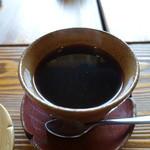 ラ カーサ ヴェッキア - コーヒー