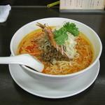 担々麺 杉山 - 「担々麺/大盛」です。
