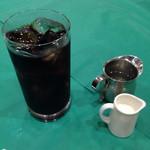 グリル グランド - アイスコーヒー(プラス200円セット)
