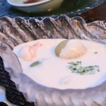 がんこ - 冷製スープ