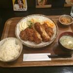 菊正宗おみき茶屋 - チキン南蛮定食