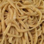 三豊麺 - 麺アップ