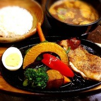 SOUP CURRY&HAMBURG 龍祈(TATSUKI) -