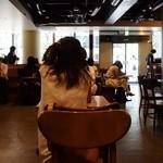 スターバックスコーヒー - 店内の雰囲気
