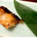 日本料理 伊勢 - サーモン?