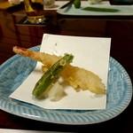 日本料理 伊勢 - 天ぷら