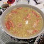 51733063 - 蟹肉入りコーンスープ2016.05.29