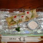 吾妻 - 料理写真:鱧 懐石