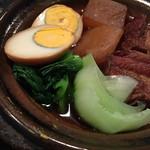 日本酒と和み料理 あoい - 名物角煮