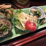 日本酒と和み料理 あoい - 突出し盛り