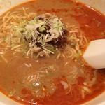 虎 - 担担麺。
