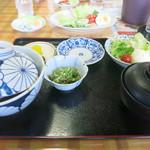 レストラン ふくしん - 定食