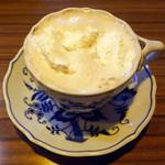 コーヒーロッジ ダンテ - ウィンナコーヒー
