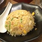 51749129 - 焼き飯    麺とセットで300円