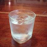 巴里 - 水ですね