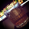 カジュアルバー Diaz - ドリンク写真:ウイスキーは丸氷で飲めます