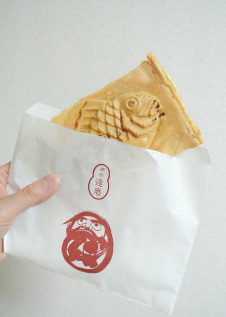たいやき神田達磨 恵比寿店