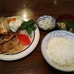 アップル - 料理写真:本日のランチ850円