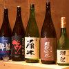 おたべ鮨 - ドリンク写真:現在取り扱いのある日本酒です。有名どころから通のみぞ知る銘酒をご用意しております。現在お取り扱いの銘酒は:古伊万里前、明鏡止水、酔鯨、獺祭、雁木など