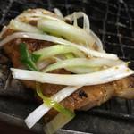 寿苑 - 寿苑(神奈川県川崎市多摩区菅)豚三枚肉(サムギョプサル)