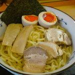 中華そば 華丸 - つけ麺(麺盛り)