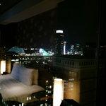 5176979 - 大きな窓から見える夜景(^^)v