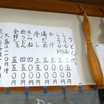 51761162 - 「勝一」うどん代(2016.2)