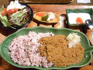 pike - カレープレートランチ¥750(税込)