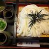 玉乃屋 - 料理写真:ざるうどん 大(ザルは2段)