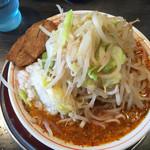 麺屋 婆娑羅 - 小 担々麺