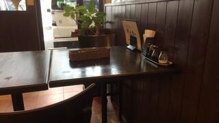 洋食 ひなた - 店内_2016年5月