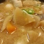 ○気 - 豚汁定食