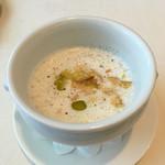 51768414 - セロリのスープ