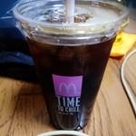 51768572 - アイスコーヒー。