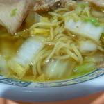 Doutomborikamukura - 麺とスープ
